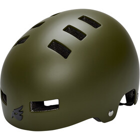 bluegrass Super Bold Casque de Dirt, army green